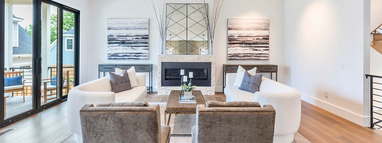 Leslie Anderson Interiors - Home Staging and Interior Design