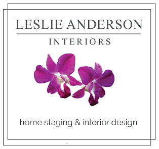 Staging A House For Sale - Leslie Anderson Interiorss